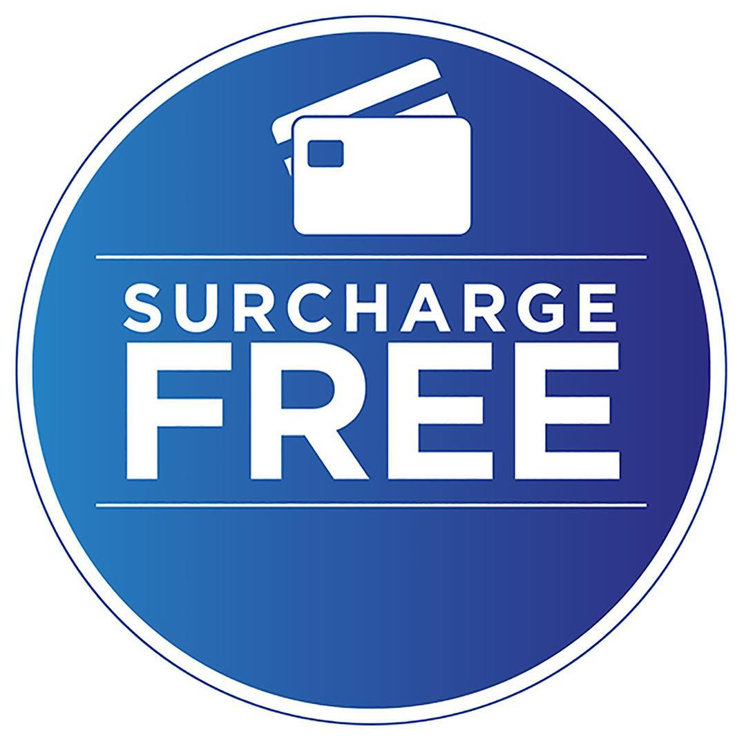 Sick of Surcharge? We put our customers first and arehellip